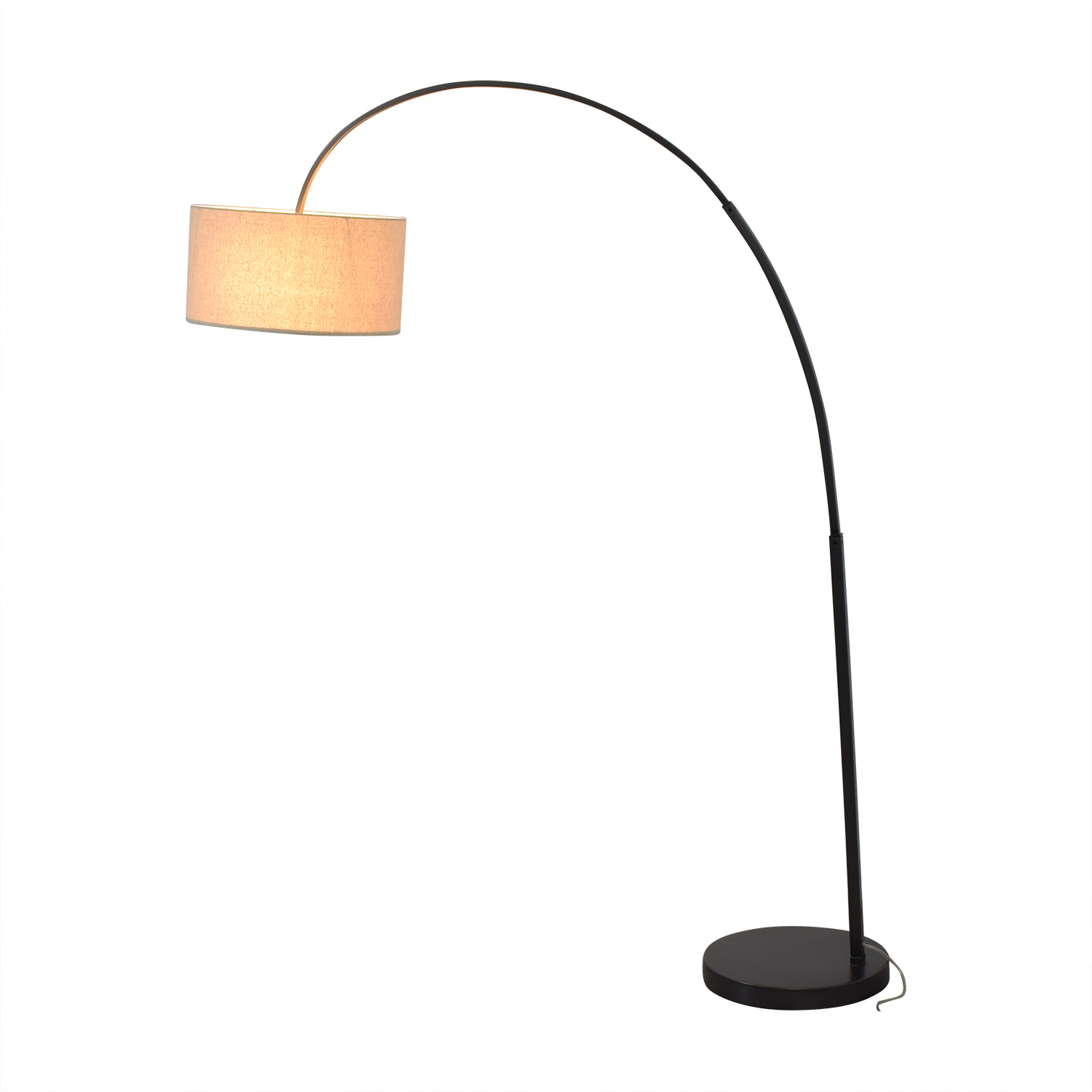 West Elm Arching Floor Lamp / Lamps