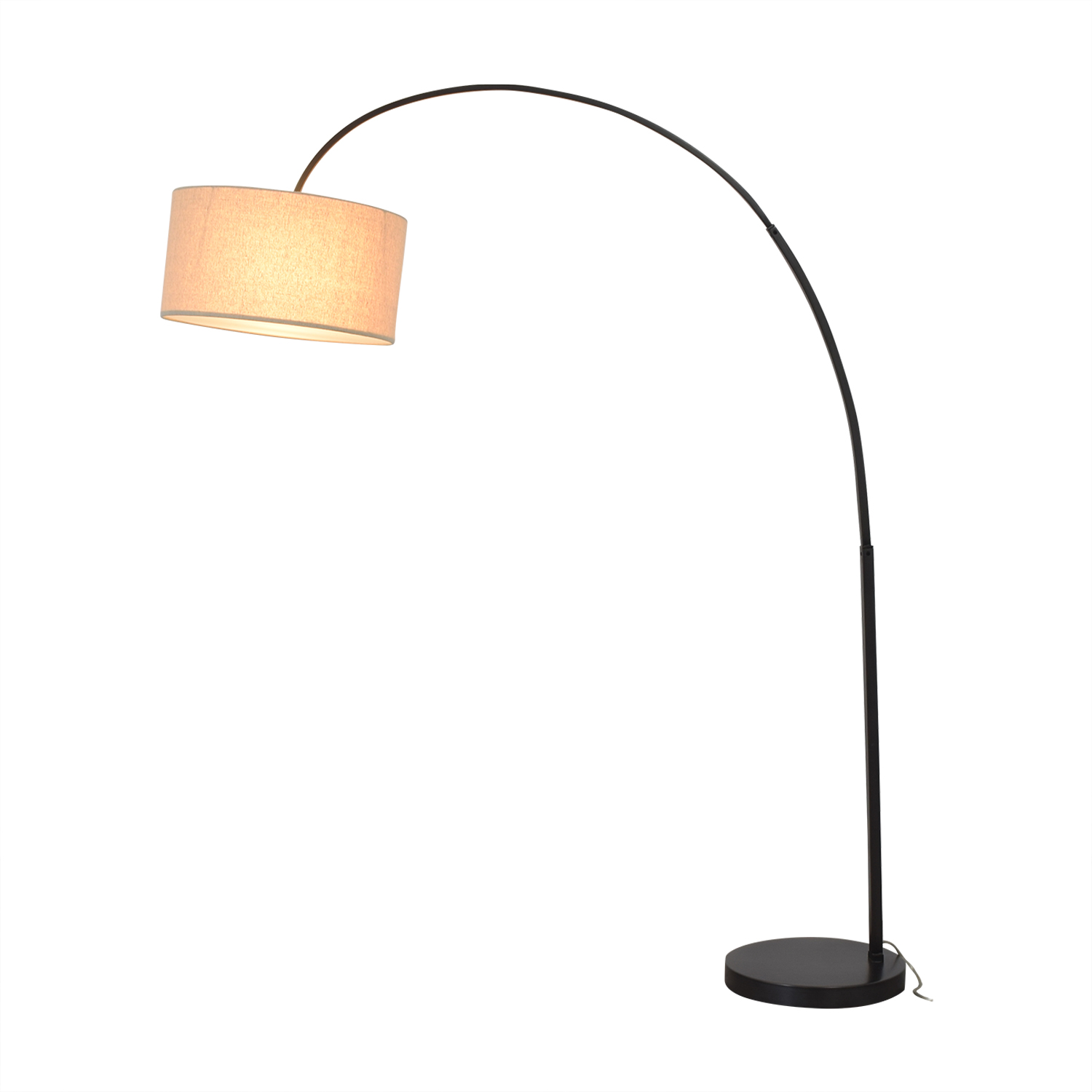 West Elm West Elm Arching Floor Lamp nyc