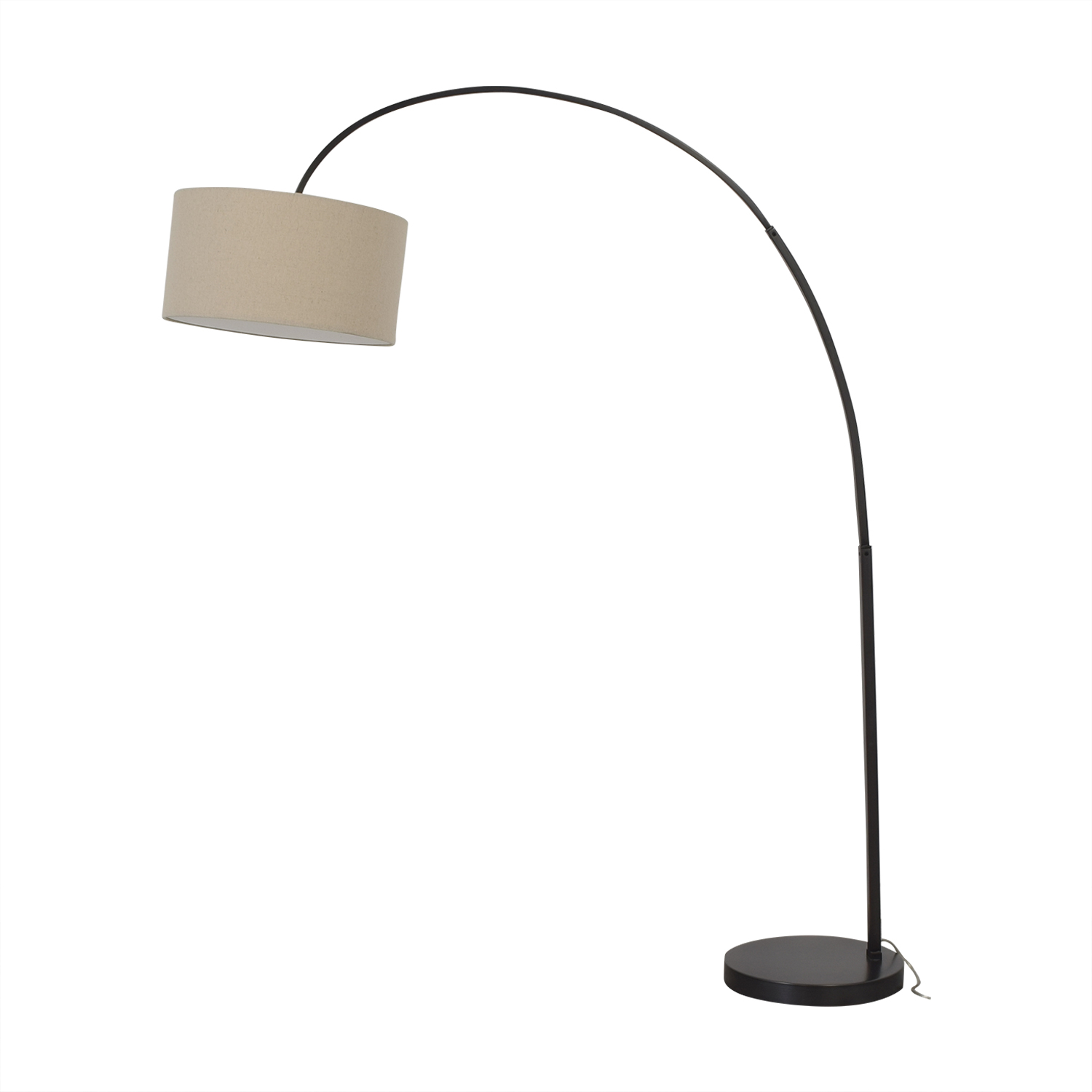 West Elm Arching Floor Lamp sale