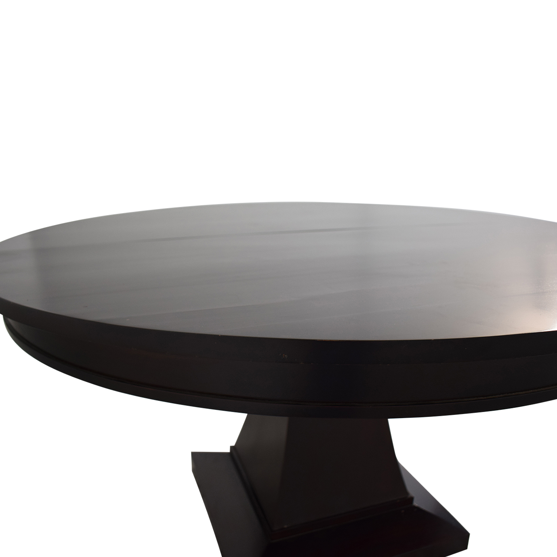 Crate & Barrel Crate & Barrel Dining Table discount