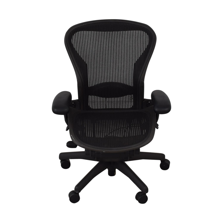 shop Herman Miller Aeron Office Chair Herman Miller Chairs