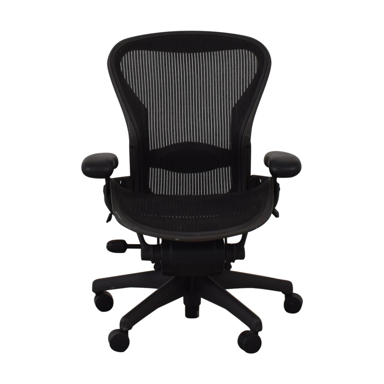 buy Herman Miller Aeron Office Chair Herman Miller