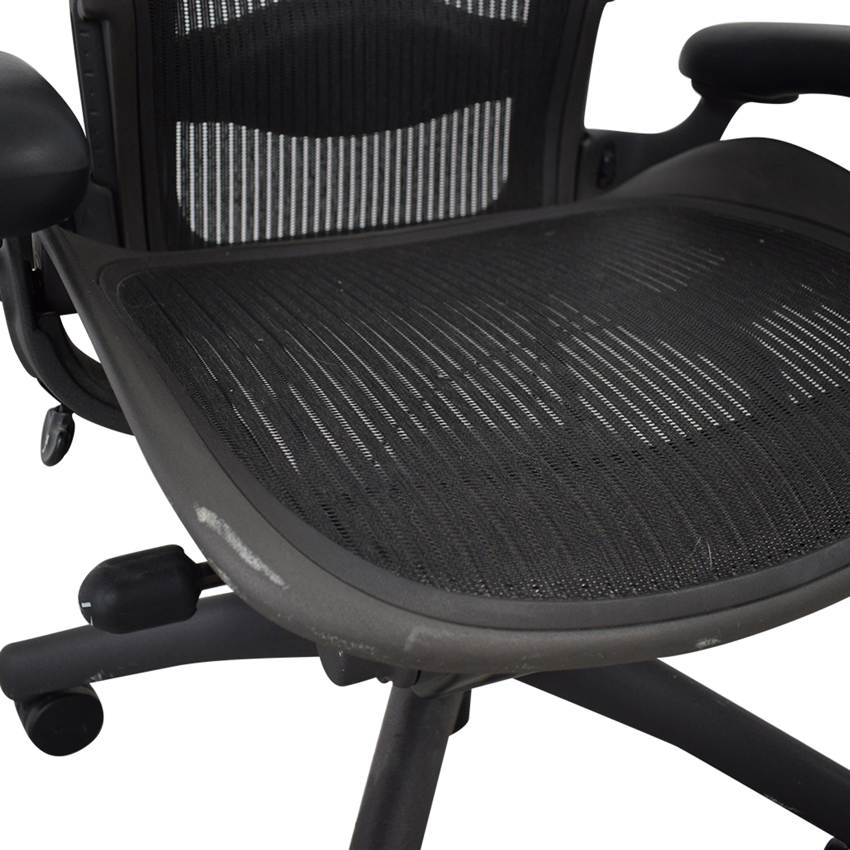 Herman Miller Herman Miller Aeron Office Chair second hand