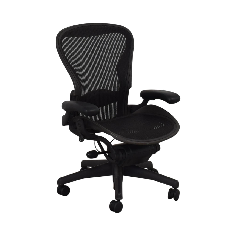buy Herman Miller Aeron Office Chair Herman Miller Chairs