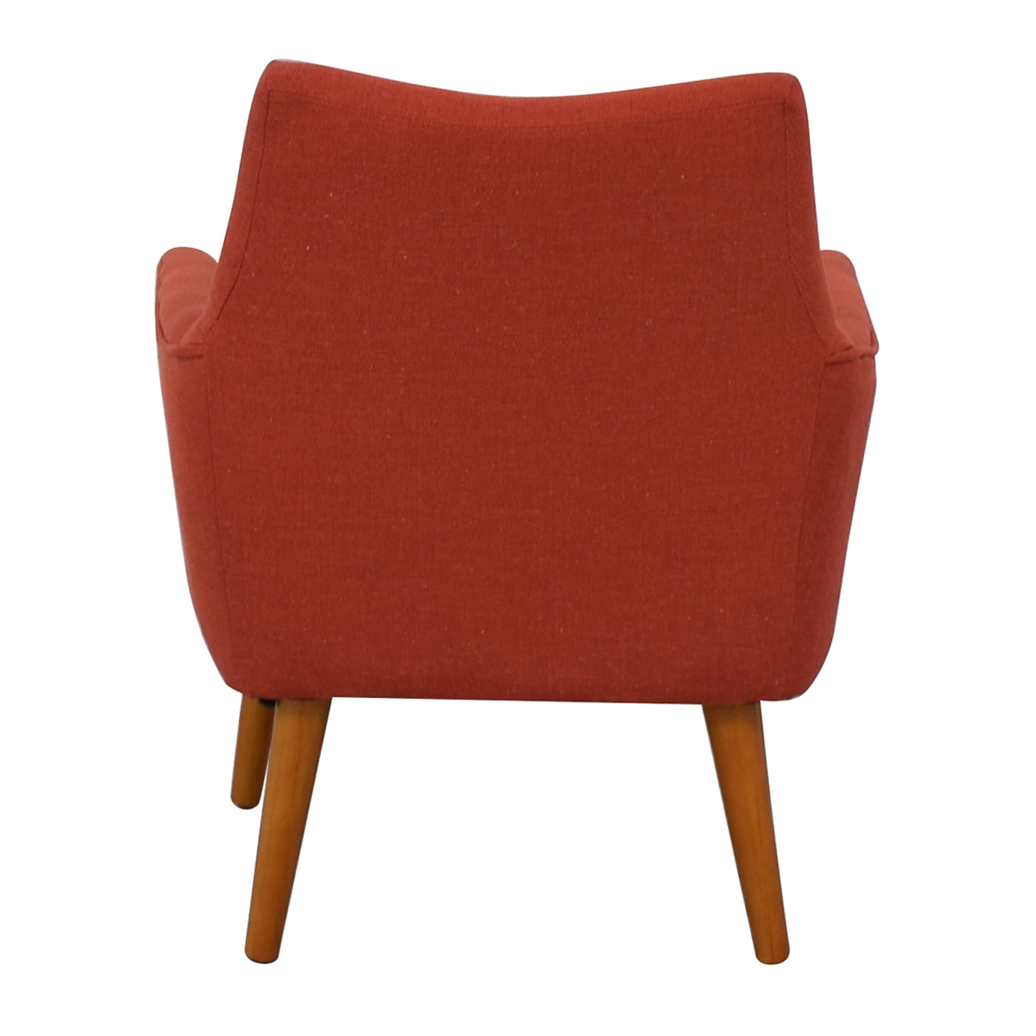 West Elm West Elm Mid Century Chair with Ottoman price