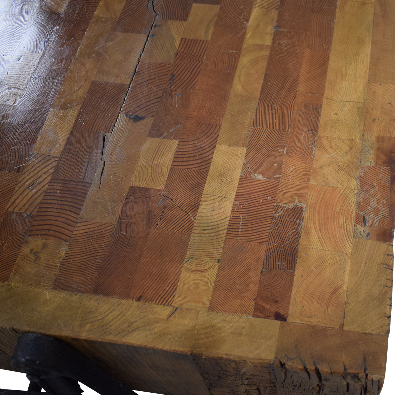 Restoration Hardware Restoration Hardware Reclaimed Russian Industrial Coffee Table coupon