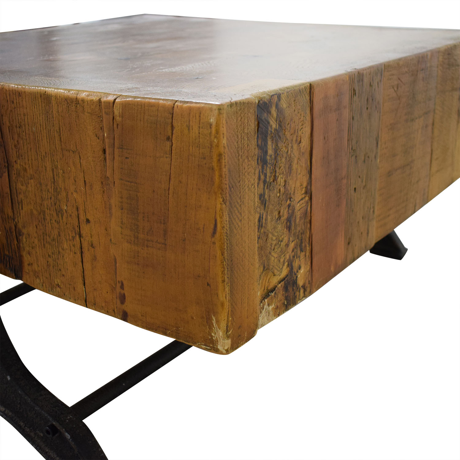 shop Restoration Hardware Reclaimed Russian Industrial Coffee Table Restoration Hardware Coffee Tables