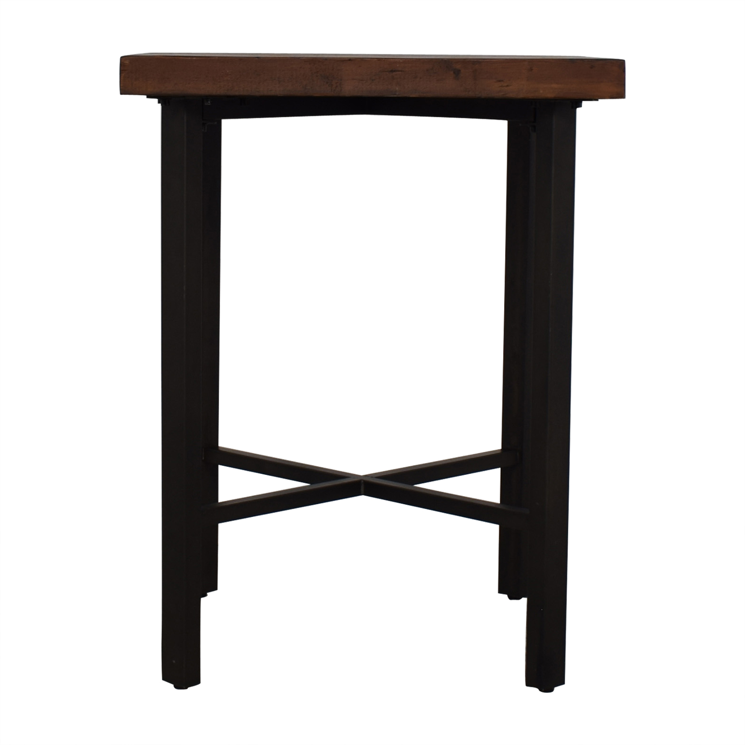 Pottery Barn Pottery Barn Griffin Reclaimed Wood Bar-Height Table used