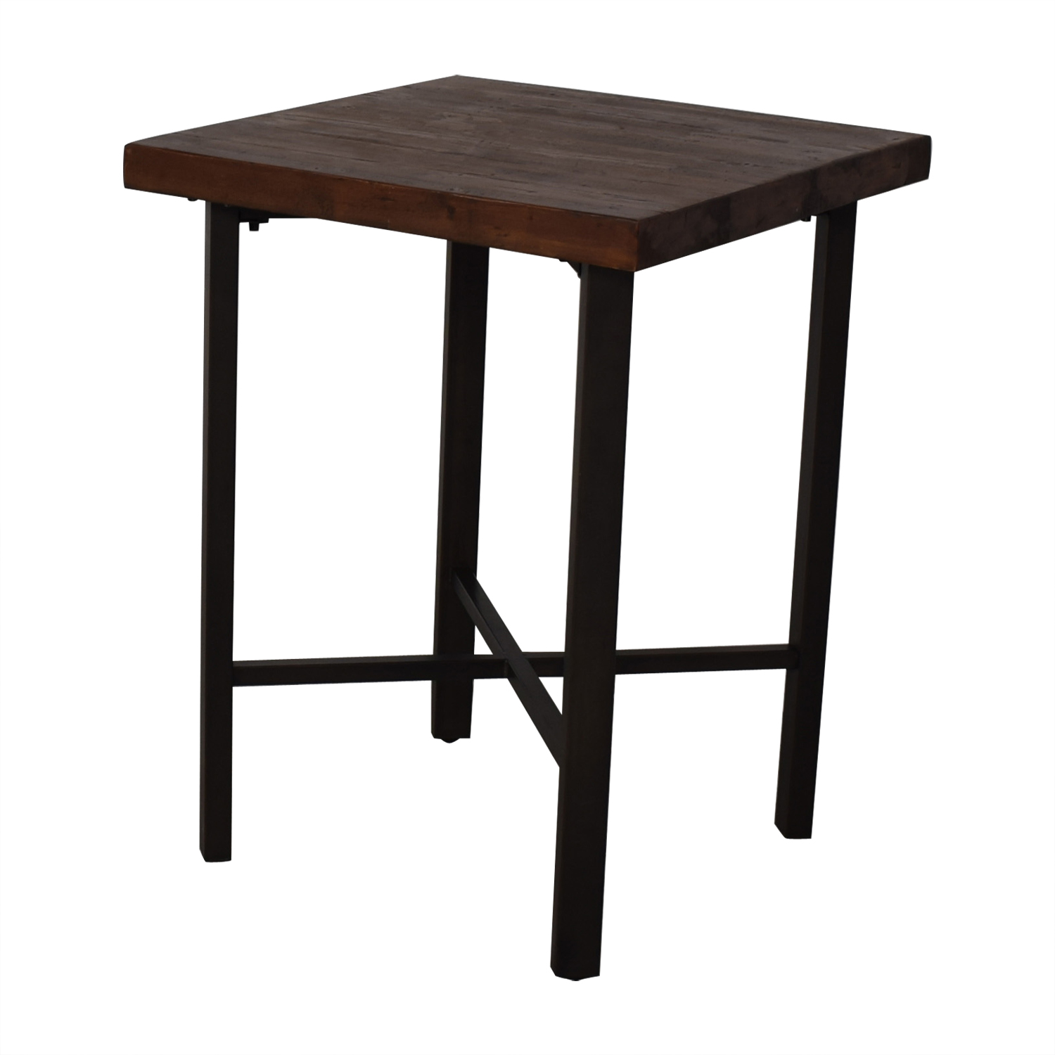 73% OFF - Pottery Barn Pottery Barn Griffin Reclaimed Wood ...