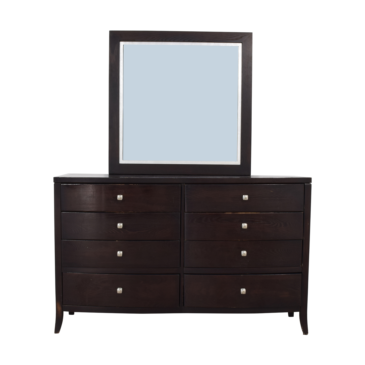 shop Stanley Furniture Dresser with Mirror Stanley Furniture Dressers