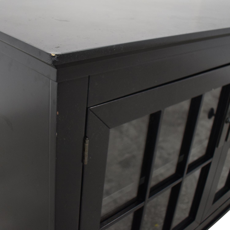 Crate & Barrel Crate & Barrel Buffet Cabinet on sale