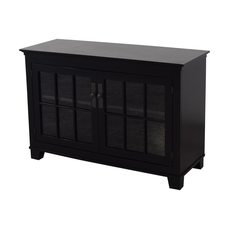 Crate & Barrel Crate & Barrel Buffet Cabinet used