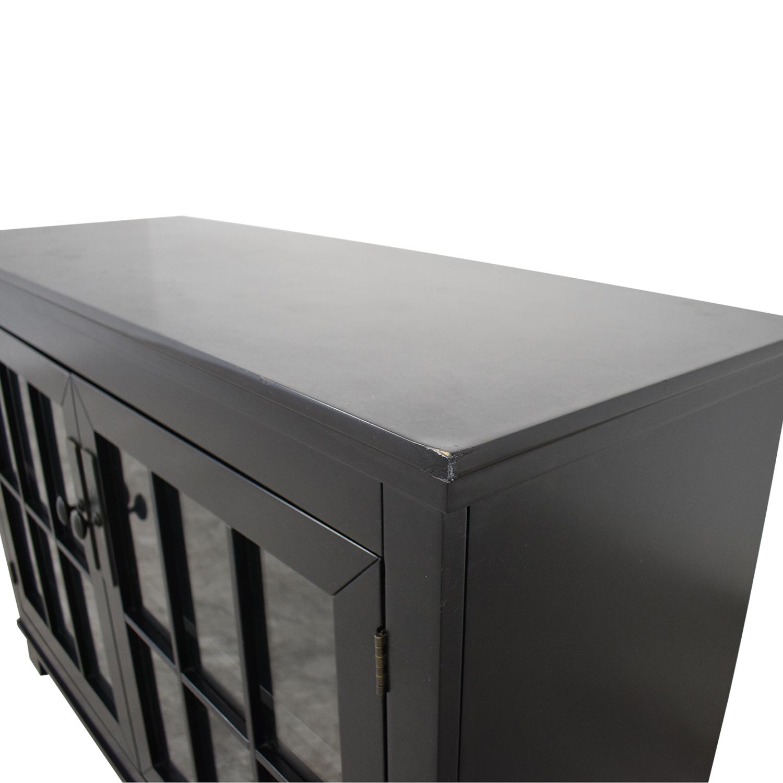 Crate & Barrel Crate & Barrel Buffet Cabinet dimensions
