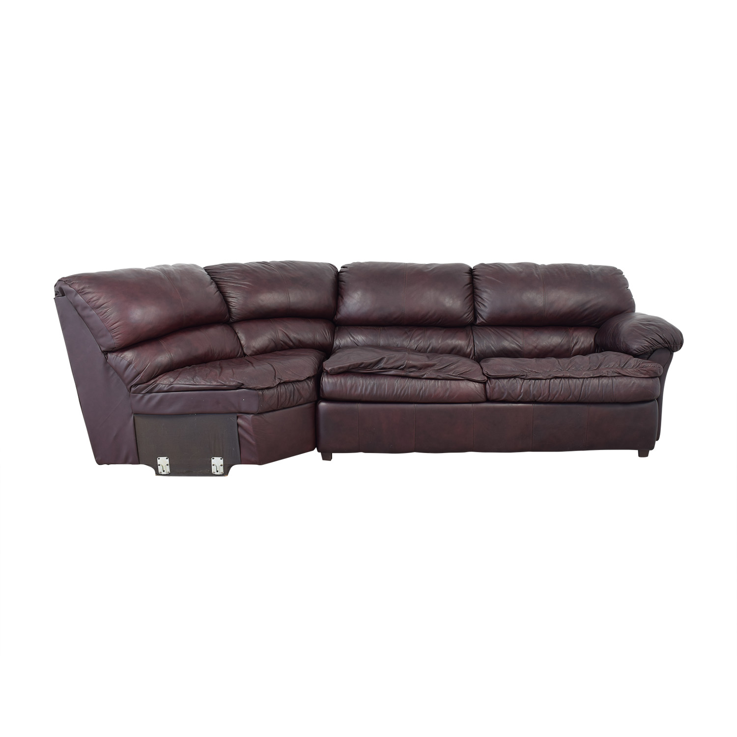 Leather Sleeper Sectional Sofa Bed Sofas