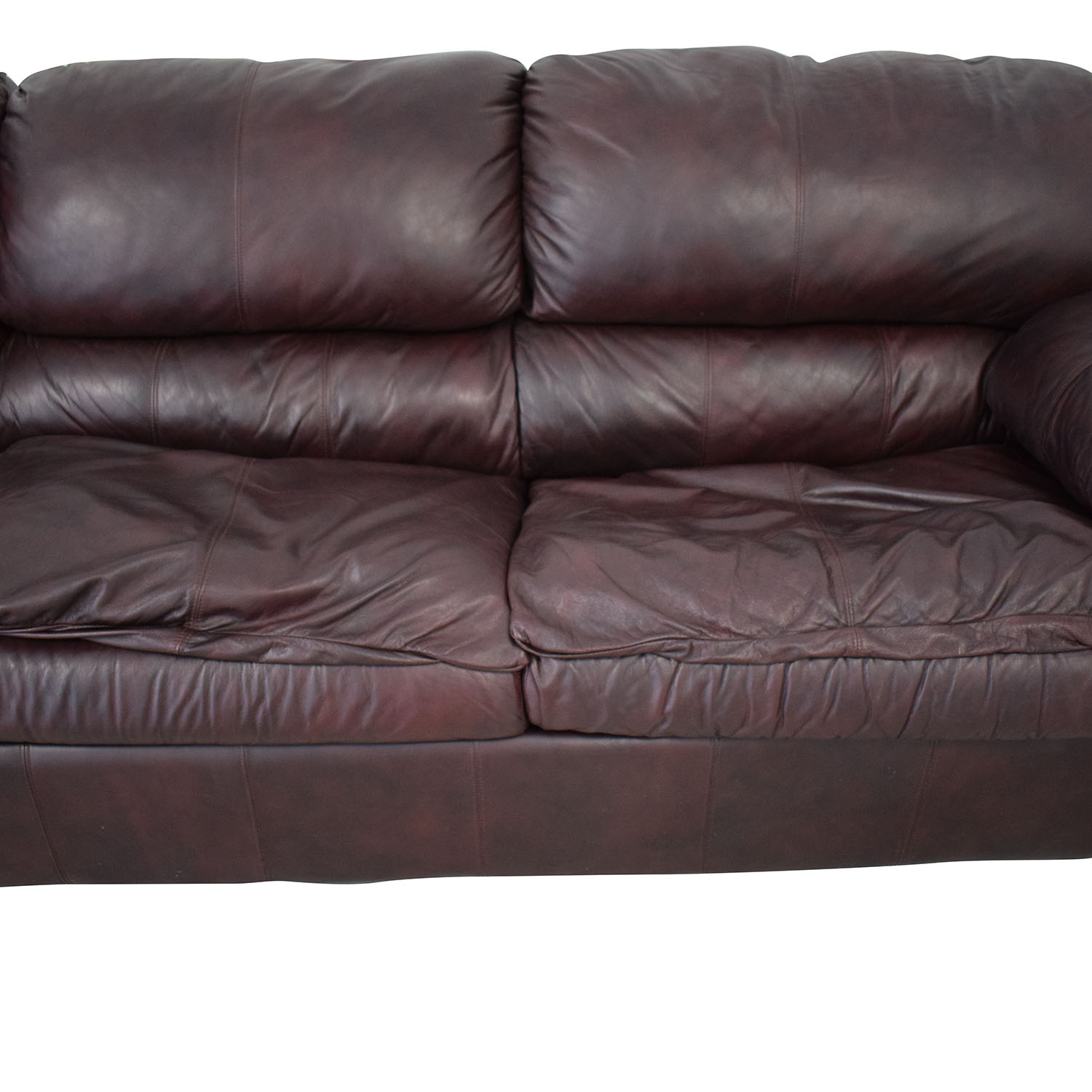 shop Leather Sleeper Sectional Sofa Bed  Sectionals