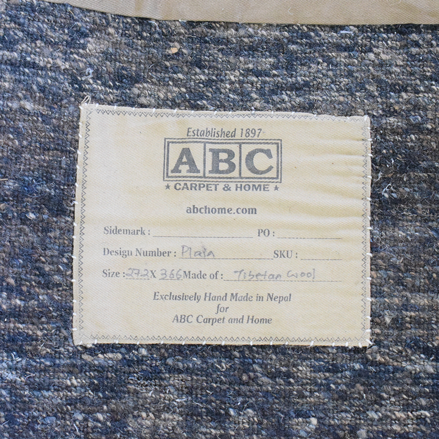 ABC Carpet & Home Rug / Rugs