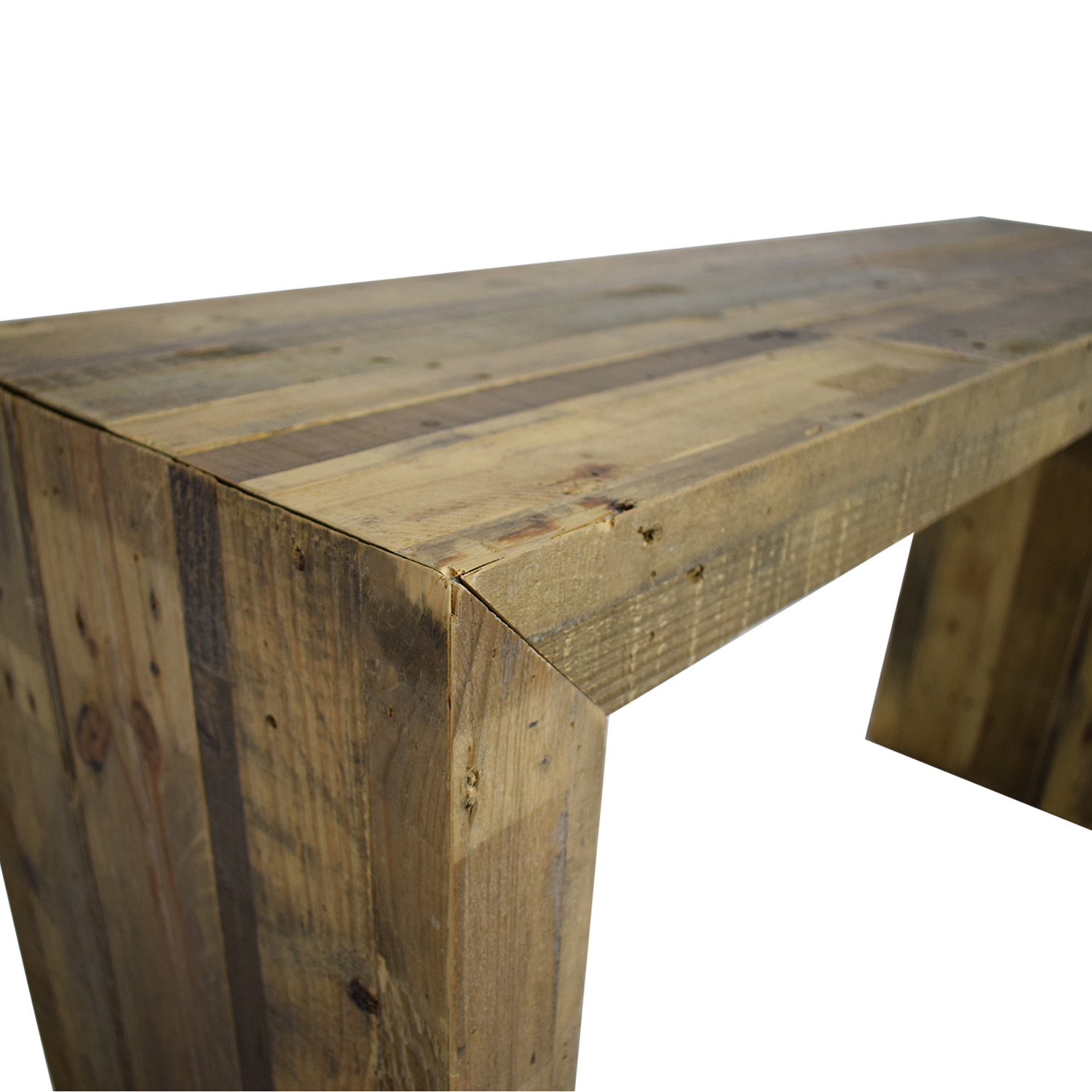 West Elm Emmerson Reclaimed Wood Console / Tables