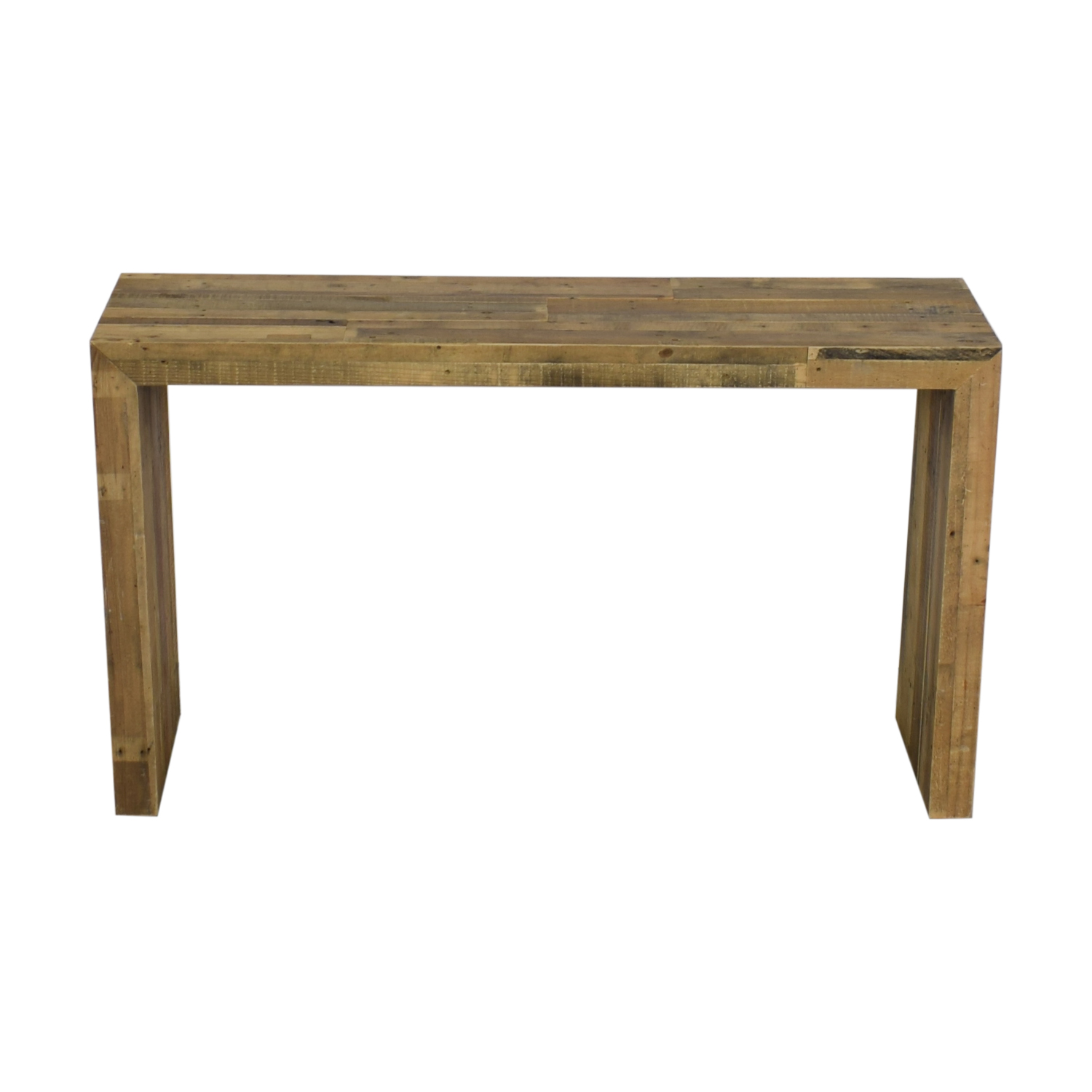 West Elm Emmerson Reclaimed Wood Console sale