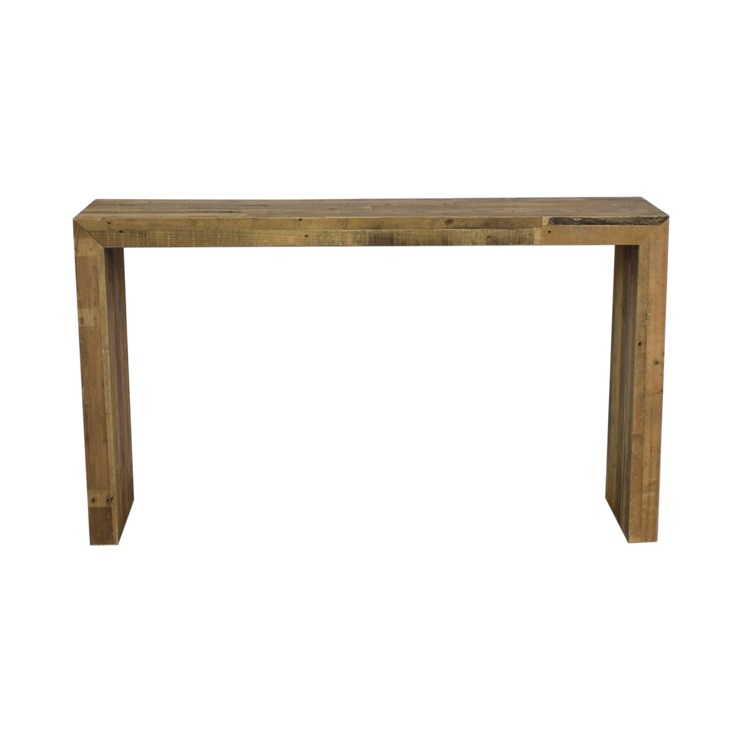 buy West Elm Emmerson Reclaimed Wood Console West Elm Tables