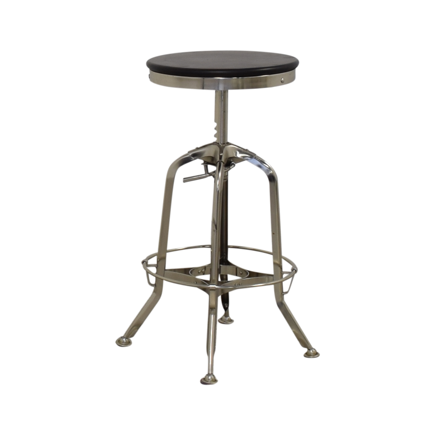 Restoration Hardware Restoration Hardware 1940s Vintage Toledo Bar Stool second hand