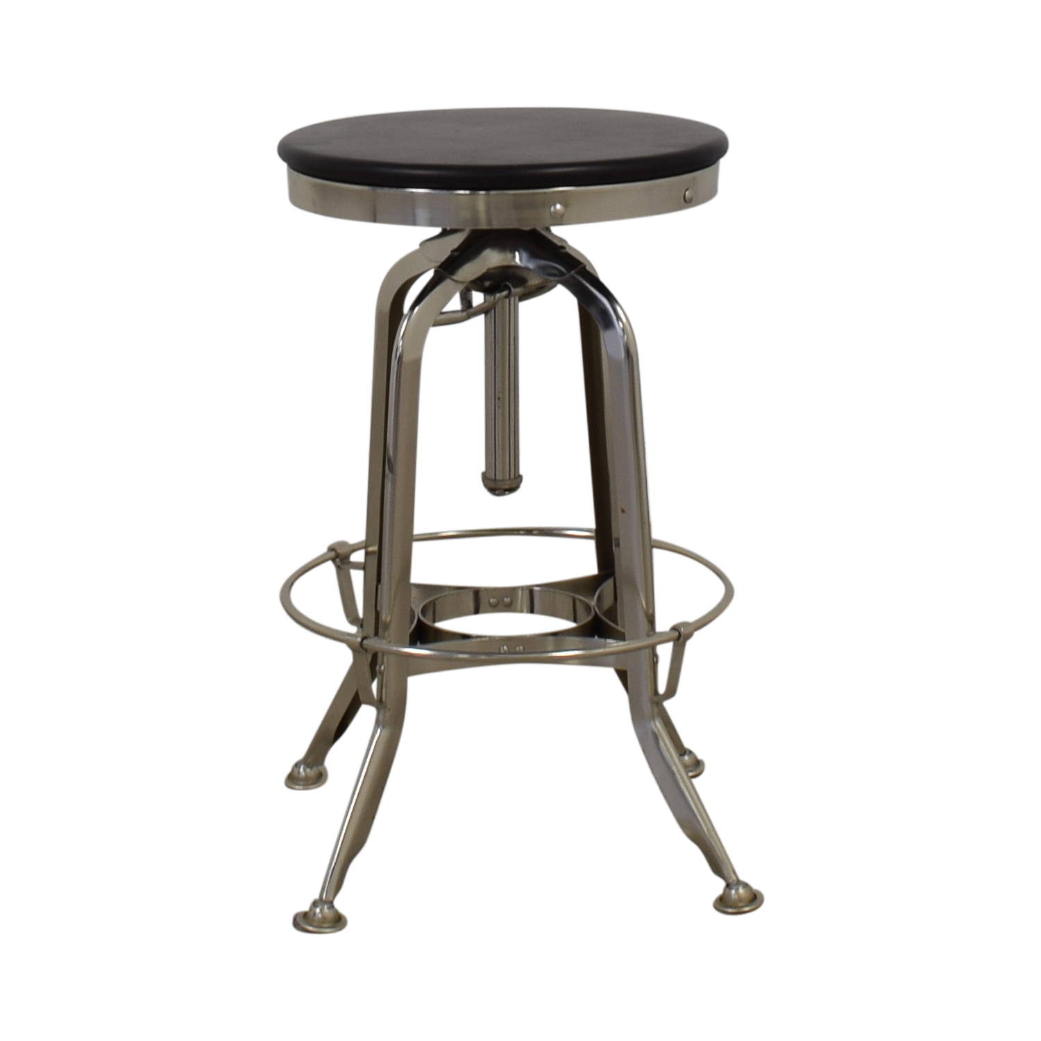 shop Restoration Hardware 1940s Vintage Toledo Bar Stool Restoration Hardware