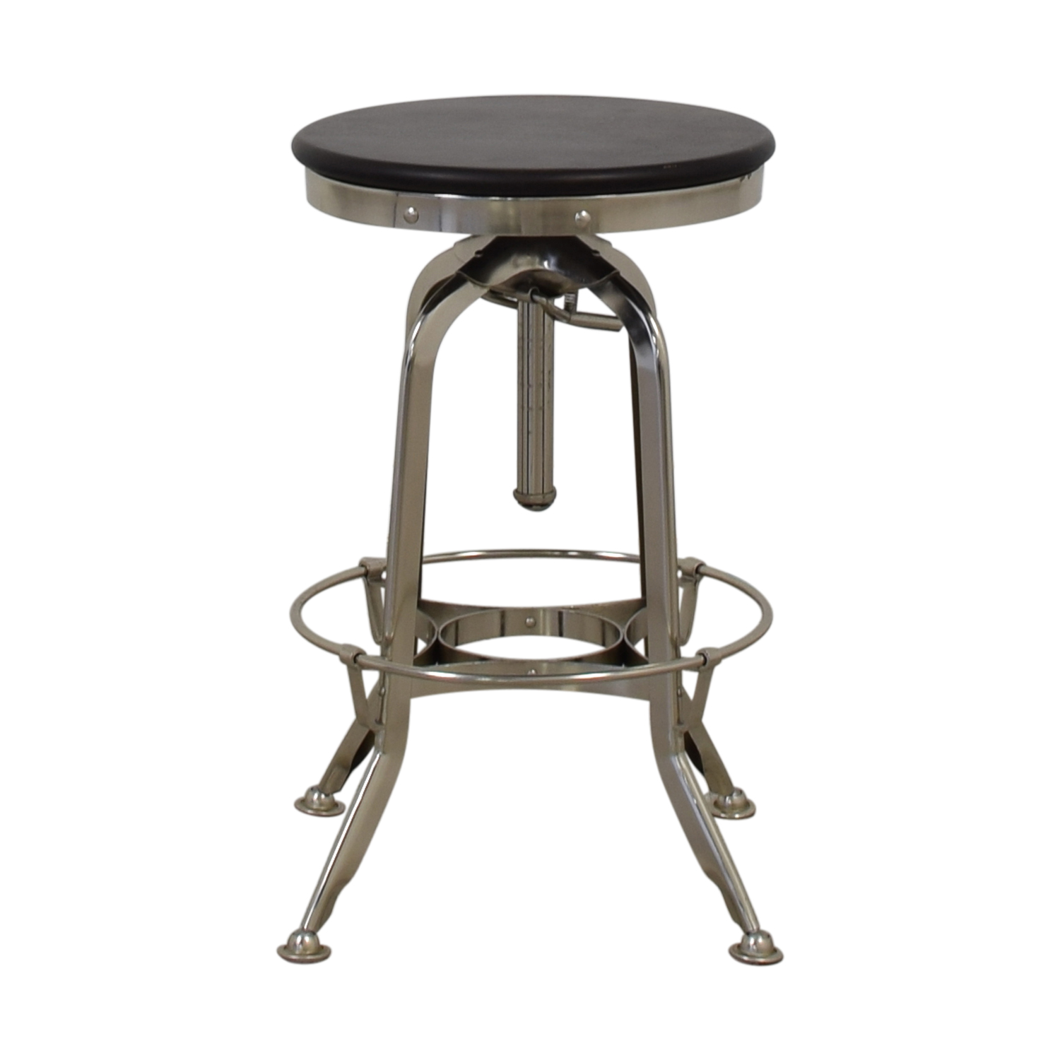 Restoration Hardware Restoration Hardware 1940s Vintage Toledo Bar Stool on sale
