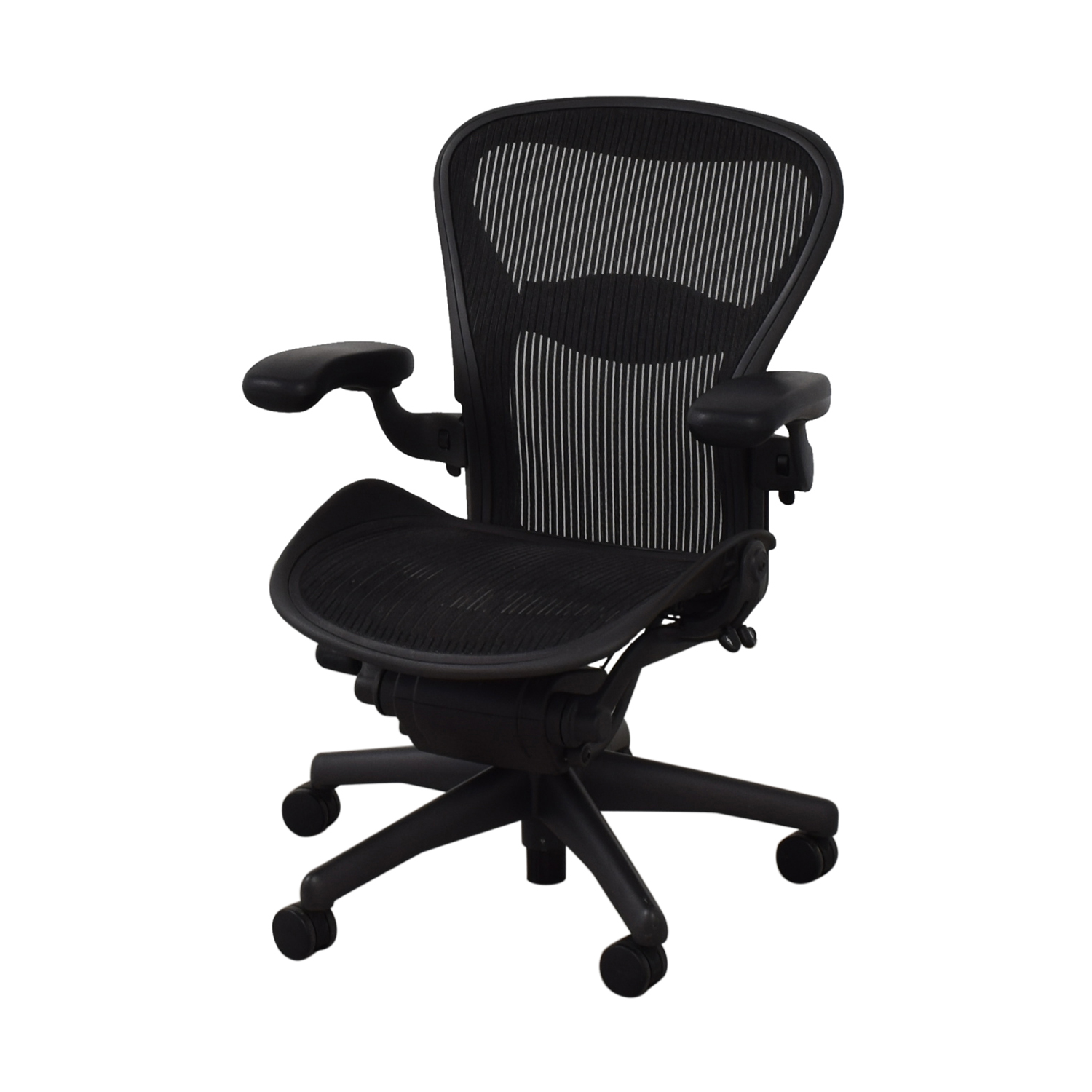 Prime 58 Off Herman Miller Herman Miller Aeron Chair Size B Chairs Ocoug Best Dining Table And Chair Ideas Images Ocougorg
