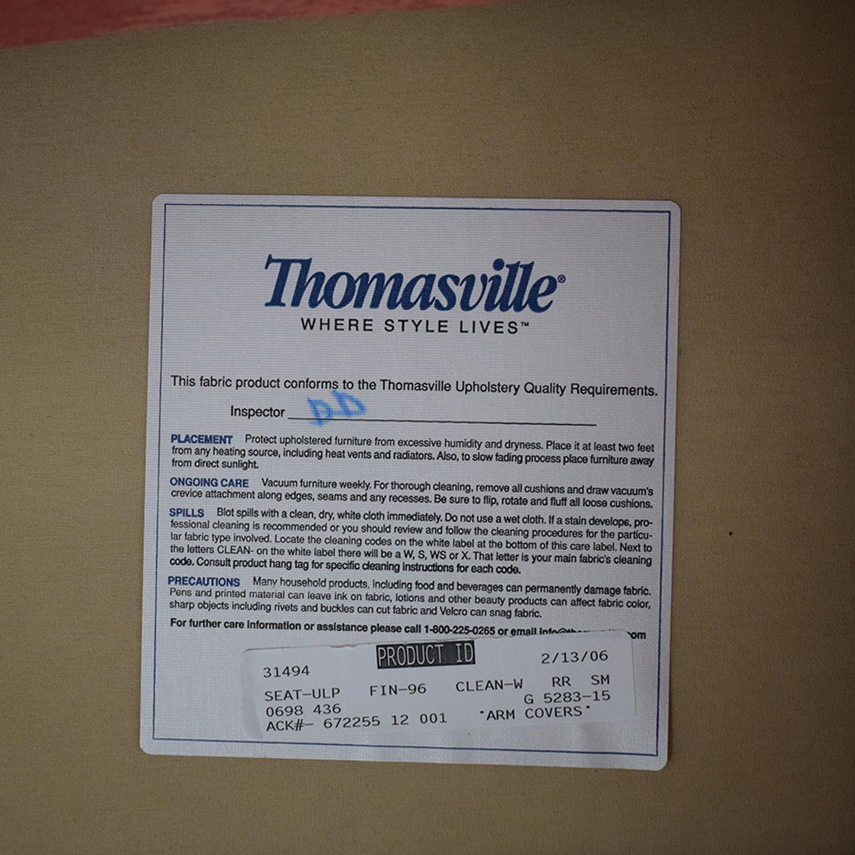 Thomasville Custom Loveseat sale