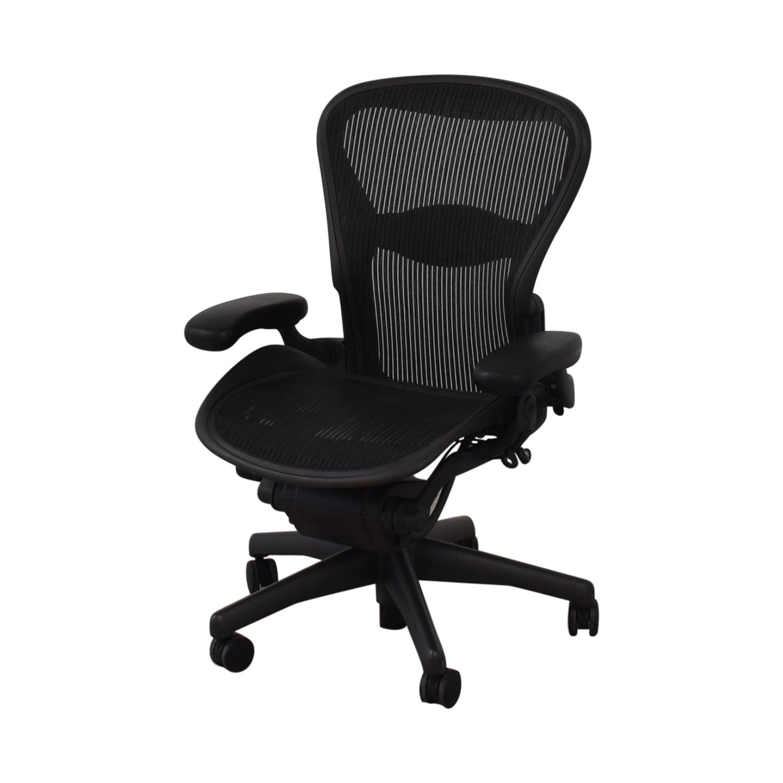 Herman Miller Herman Miller Aeron Chair Size B for sale