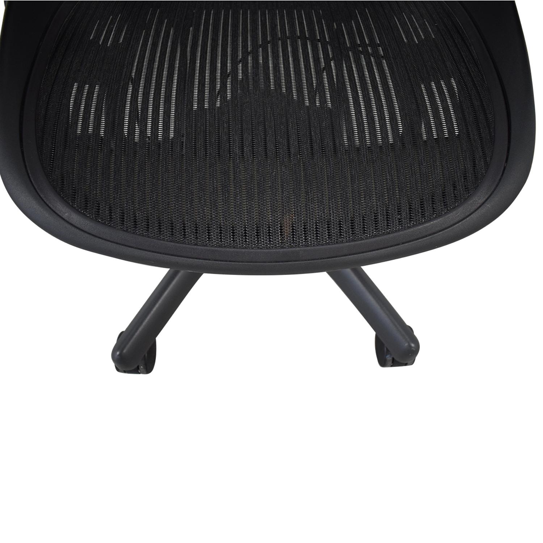 Herman Miller Herman Miller Aeron Chair Size B