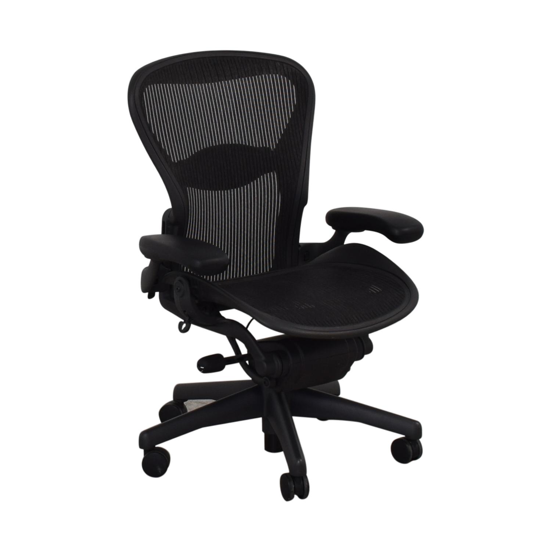 Herman Miller Herman Miller Aeron Chair Size B price