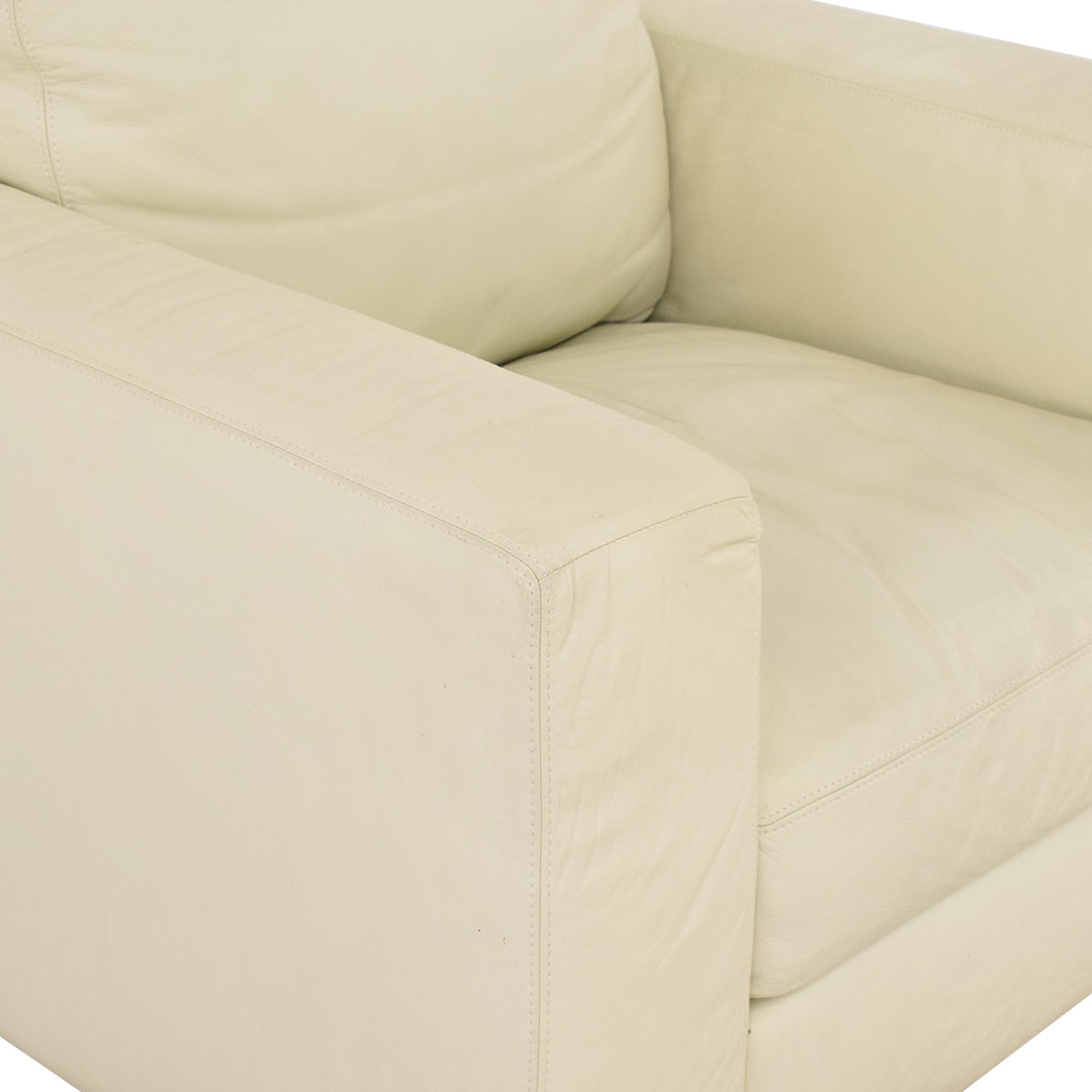 Design Within Reach Design Within Reach Reid Armchair Accent Chairs