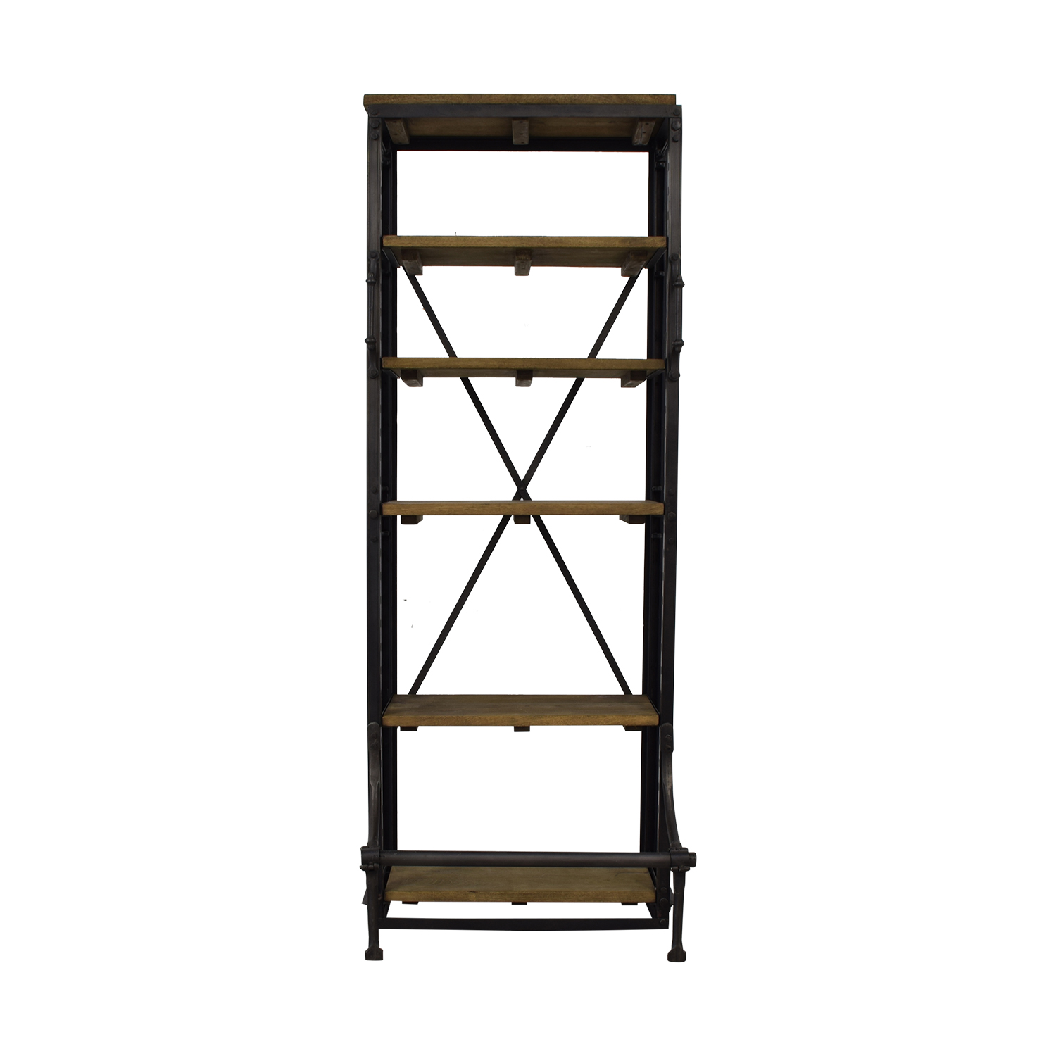 Restoration Hardware French Library Narrow Single Shelving / Bookcases & Shelving