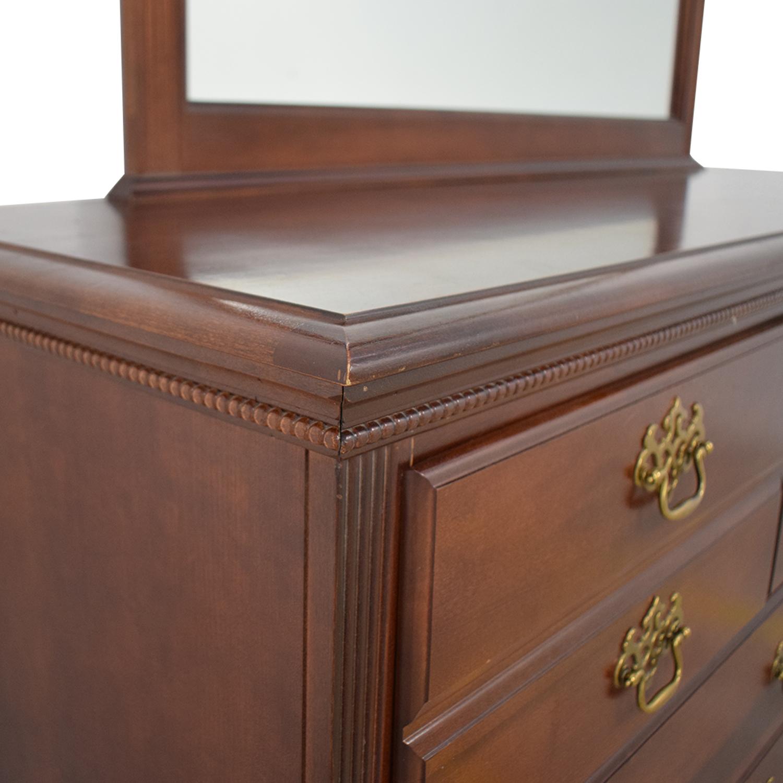 American Drew Americans Drew Dresser with Mirror price