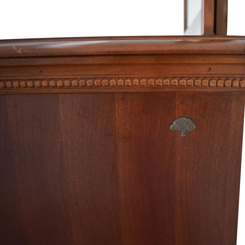 American Drew Americans Drew Dresser with Mirror Storage