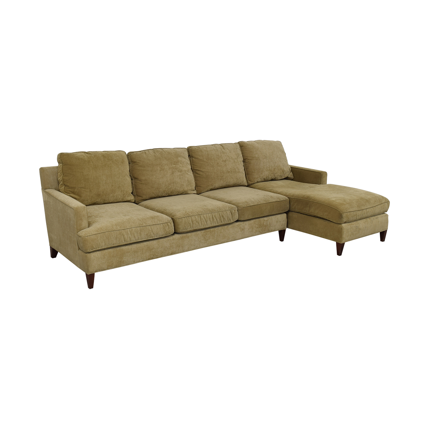 Mitchell Gold + Bob Williams Mitchell Gold + Bob Williams Clifton Sectional Sofa on sale