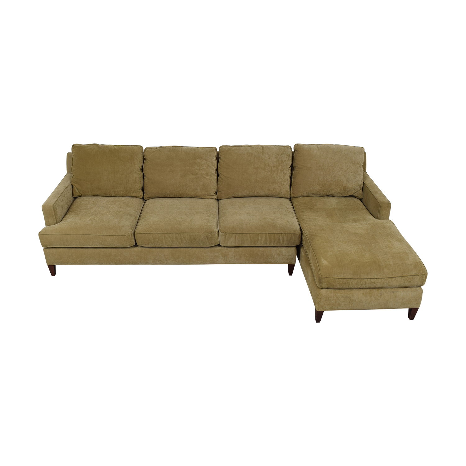 Mitchell Gold + Bob Williams Mitchell Gold + Bob Williams Clifton Sectional Sofa used