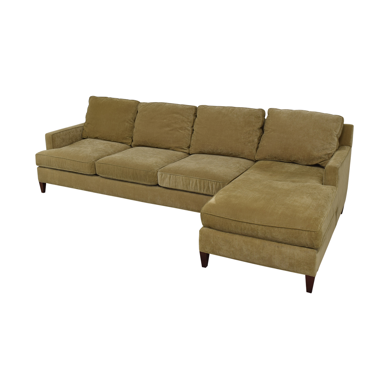 Mitchell Gold + Bob Williams Mitchell Gold + Bob Williams Clifton Sectional Sofa Sofas