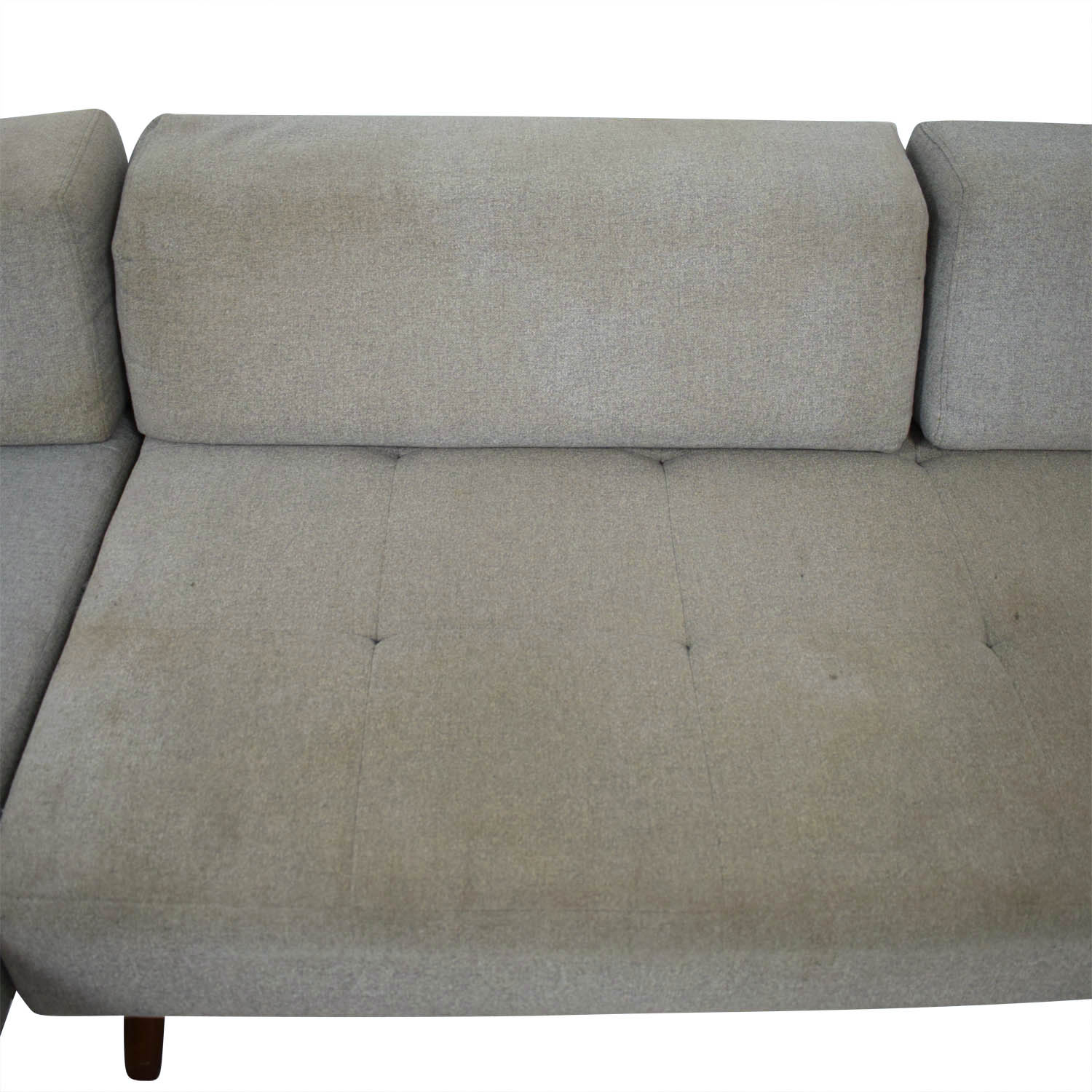 West Elm West Elm Sectional Couch Sofas