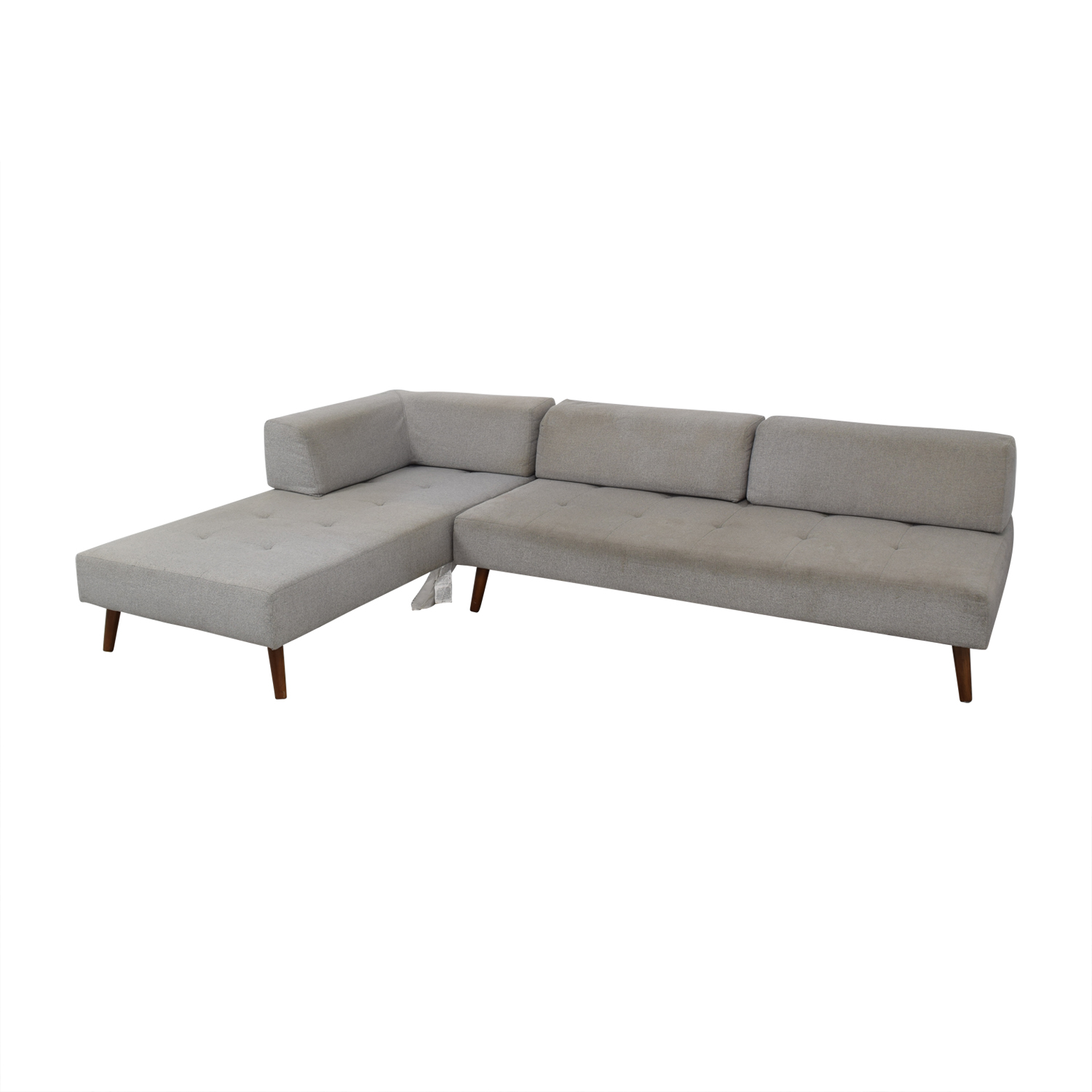 West Elm West Elm Sectional Couch used