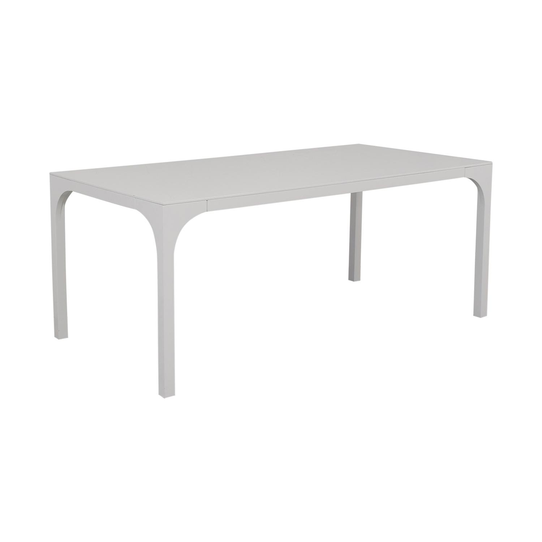 buy CB2 CB2 Aqua Virgo Dining Table online
