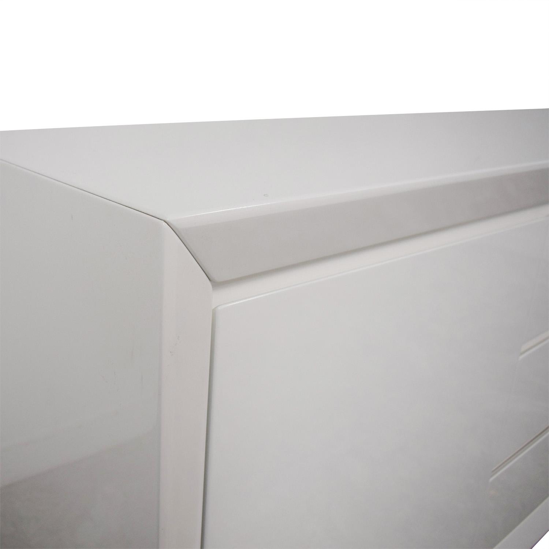 AllModern AllModern White Sideboard white