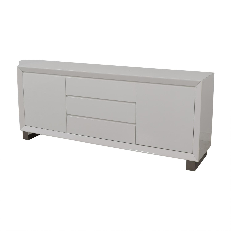 buy AllModern White Sideboard AllModern