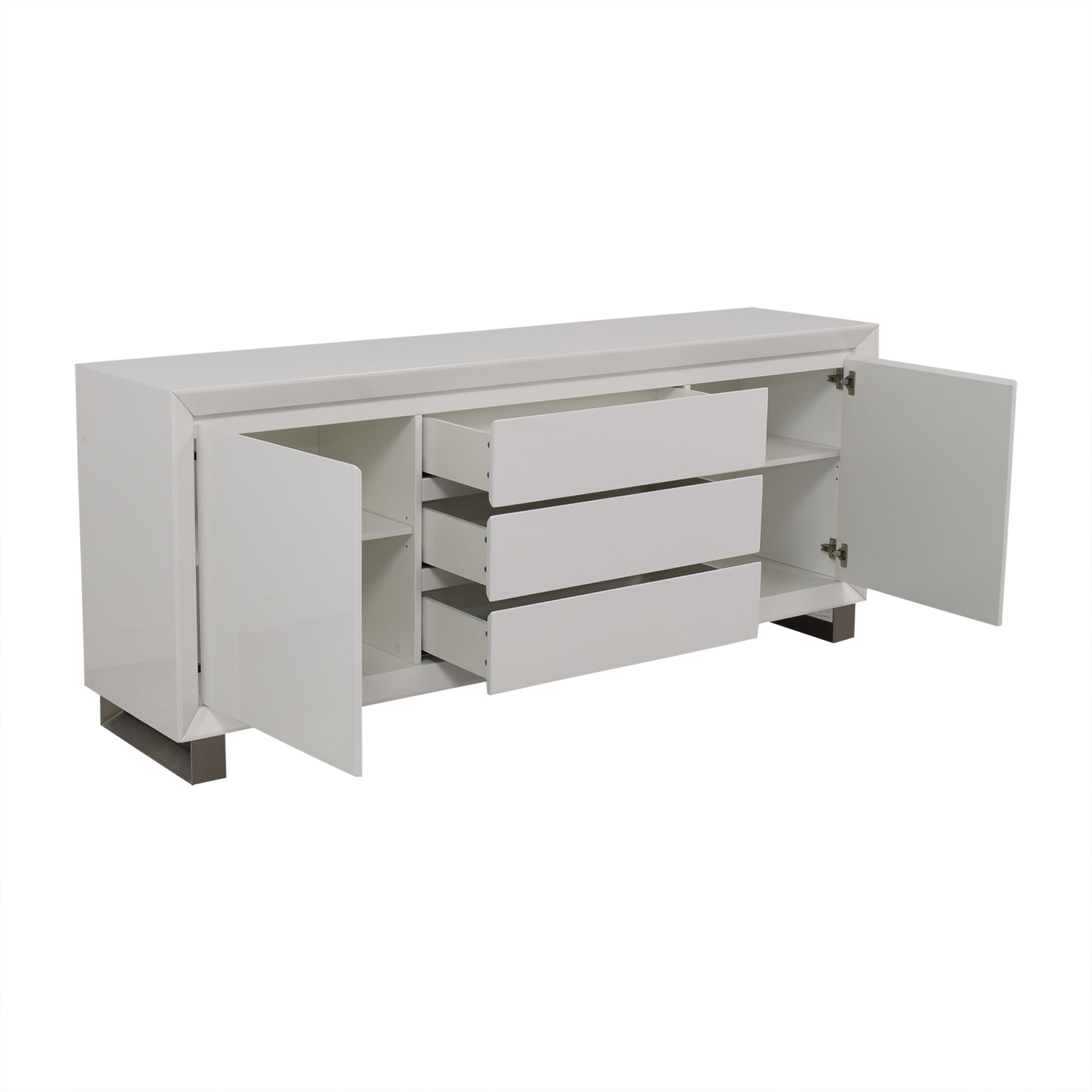 AllModern White Sideboard / Storage
