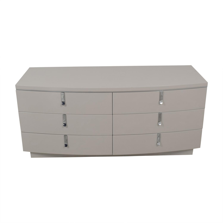 AllModern AllModern Six Drawer Dresser Dressers