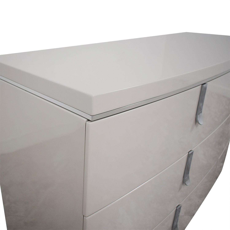 AllModern AllModern Six Drawer Dresser Storage