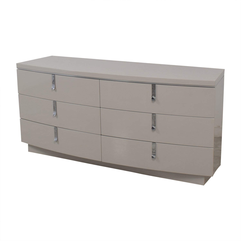 AllModern AllModern Six Drawer Dresser on sale