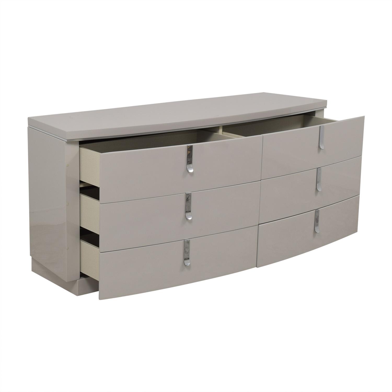 AllModern Six Drawer Dresser / Dressers