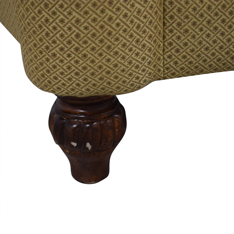 buy Kincaid Furniture Studded Classic Custom Fabric Chair Kincaid Furniture Chairs