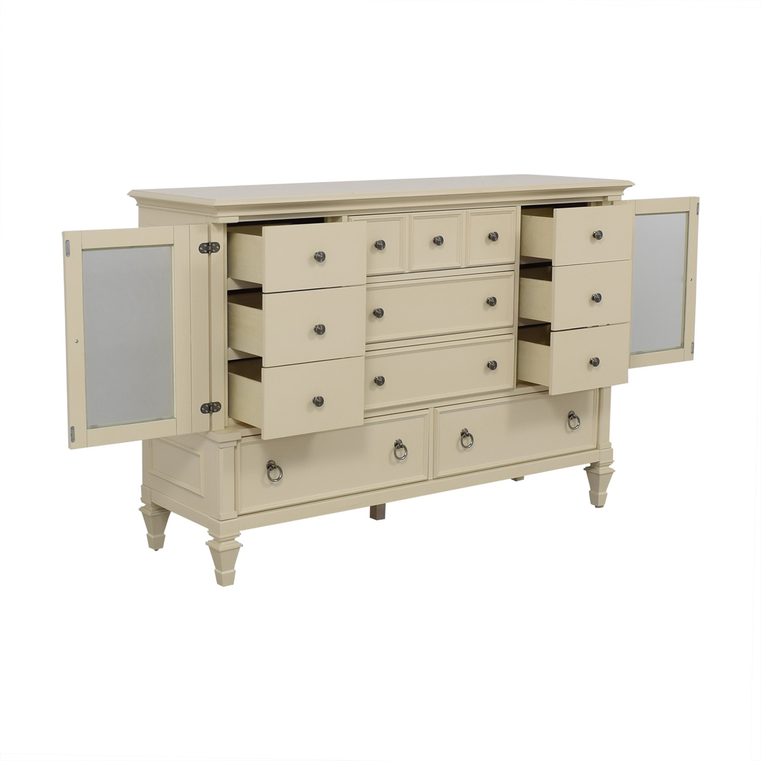 Raymour & Flanigan Raymour & Flanigan Somerset Bedroom Dresser used